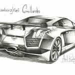 Drawing Skill Lamborghini Veneno Drawing Easy