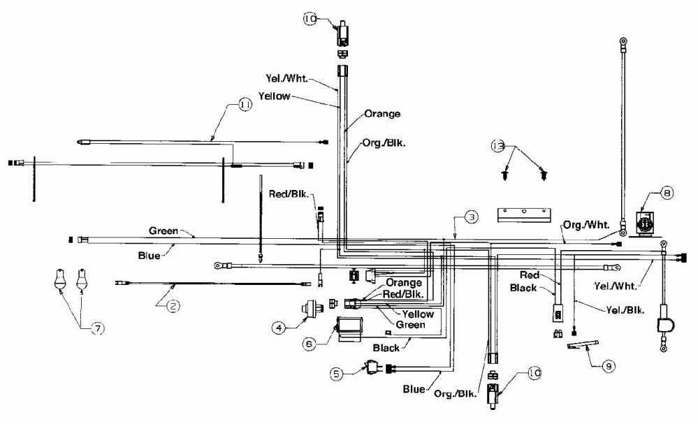 medium resolution of 1344x817 mtd lawn mower switch terminal wiring diagram lovely starter lawn mower drawing