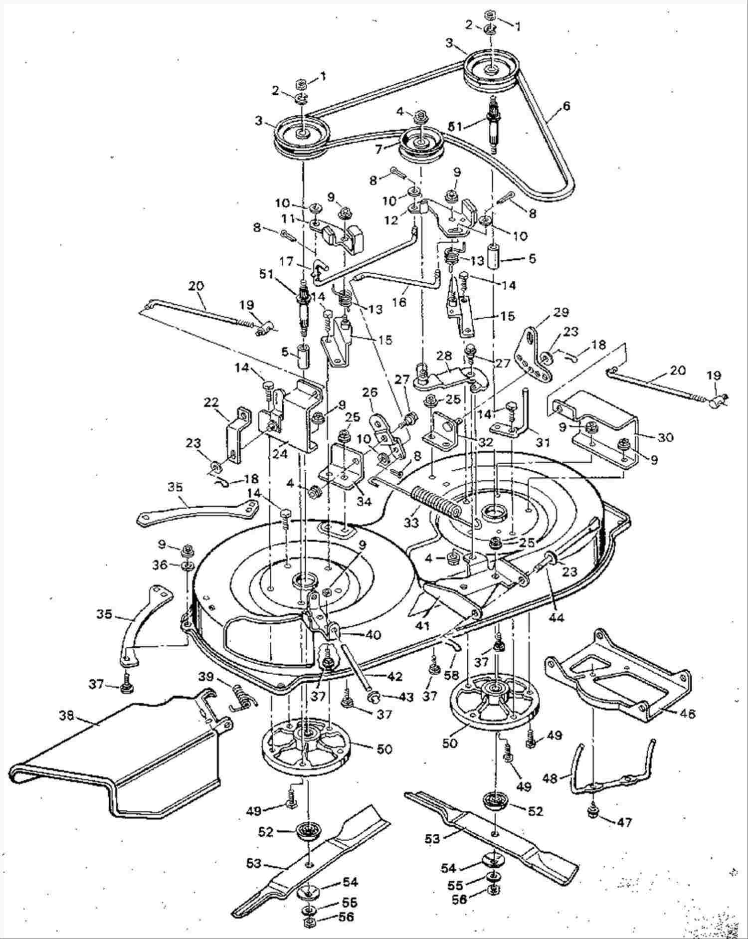 hight resolution of 1500x1883 craftsman lawn mower engine parts diagram lawn mower drawing
