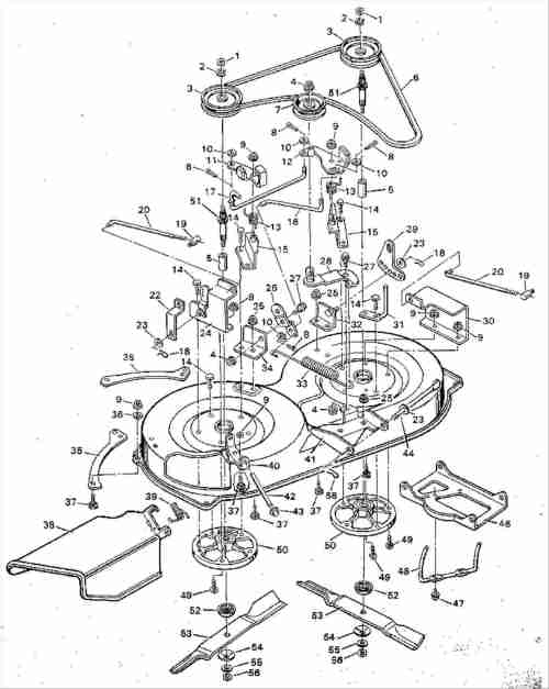 small resolution of 1500x1883 craftsman lawn mower engine parts diagram lawn mower drawing