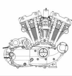 diagram motorcycle engine art wiring diagrams show harley motorcycle motors diagrams [ 2200 x 1701 Pixel ]