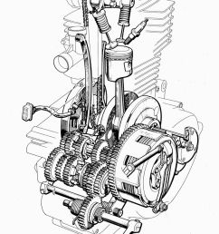 880x1284 cutaway drawing motorcycle engine for free download motorcycle engine drawing [ 880 x 1284 Pixel ]