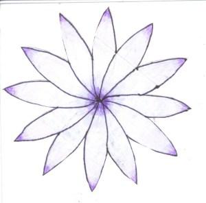 easy pretty flower flowers drawings draw nice drawing sketches simple deviantart cool paintings pencil paintingvalley sketch beginners random dra library