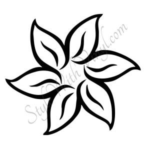 nice easy drawings very draw flowers paintingvalley