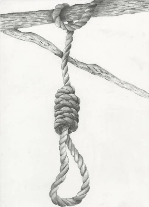 small resolution of 759x1052 noose noose drawing