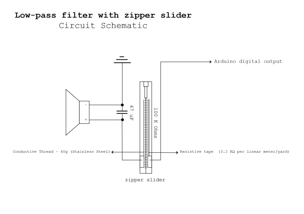medium resolution of 1754x1240 low pass filter with zipper slider details hackaday io open zipper drawing