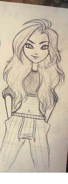drawing drawings easy sketch paintingvalley