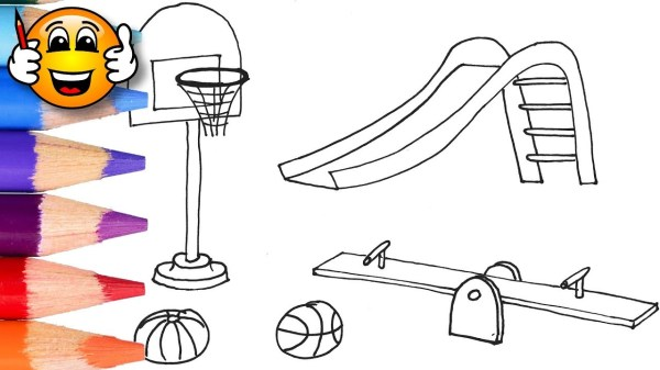 playground coloring pages # 77