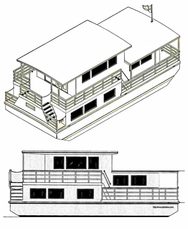 medium resolution of 1520x1843 houseboats funboats pontoon boats pontoon boat drawing