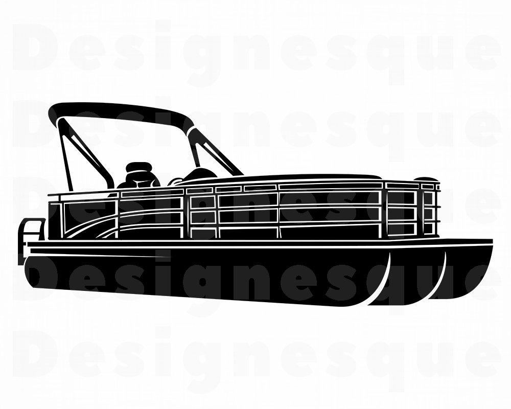 hight resolution of 1000x800 pontoon boat pontoon boat pontoon boat clipart etsy pontoon boat drawing