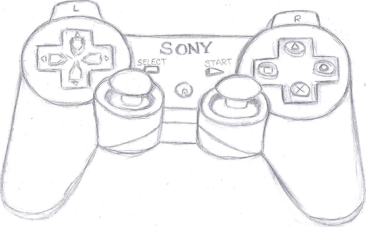 hight resolution of 1419x882 controller drawing wiring schematic diagram ps3 controller drawing