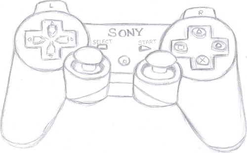 small resolution of 1419x882 controller drawing wiring schematic diagram ps3 controller drawing