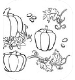 1200x1200 designs mein mousepad design mousepad selbst designen pumpkin plant drawing [ 1200 x 1200 Pixel ]