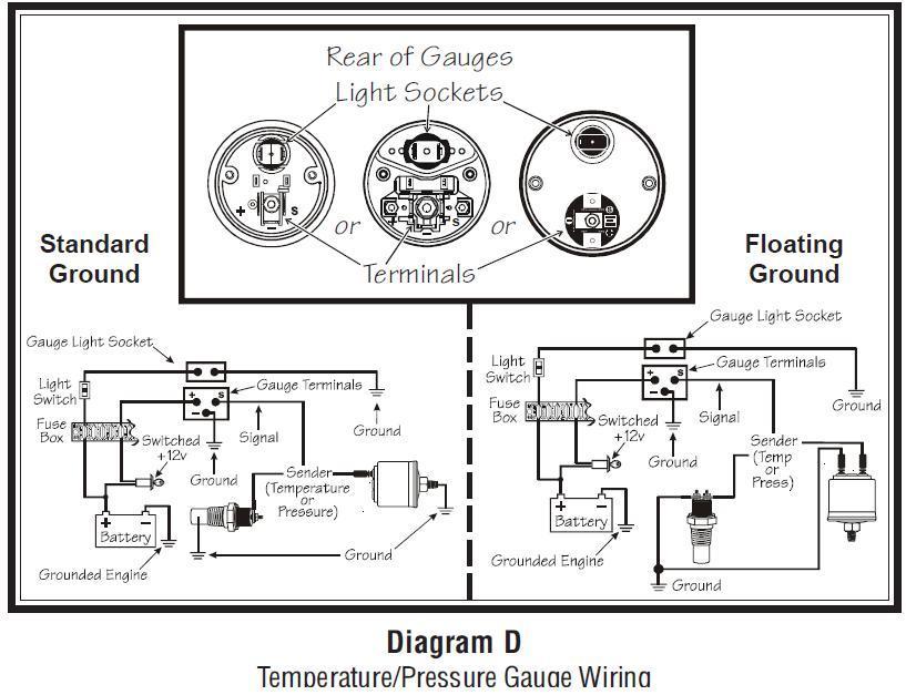 generalwiringdiagram: Vdo Wiring Diagram
