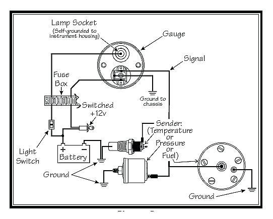 Wiring Manual PDF: 12v Marine Wiring Diagram