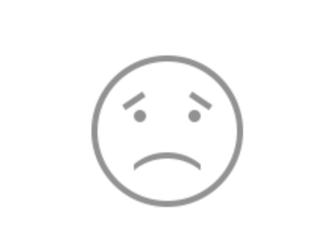 sad face drawing at