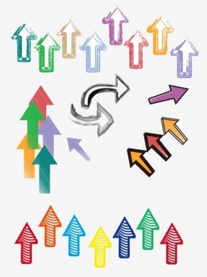 simple arrow drawing paintingvalley drawings