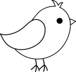 bird birds drawing simple easy drawings flying step cartoon clipart draw sparrow kid clipartmag paintingvalley christmas child profit increase line