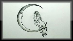 pencil drawing simple cool easy drawings paintingvalley