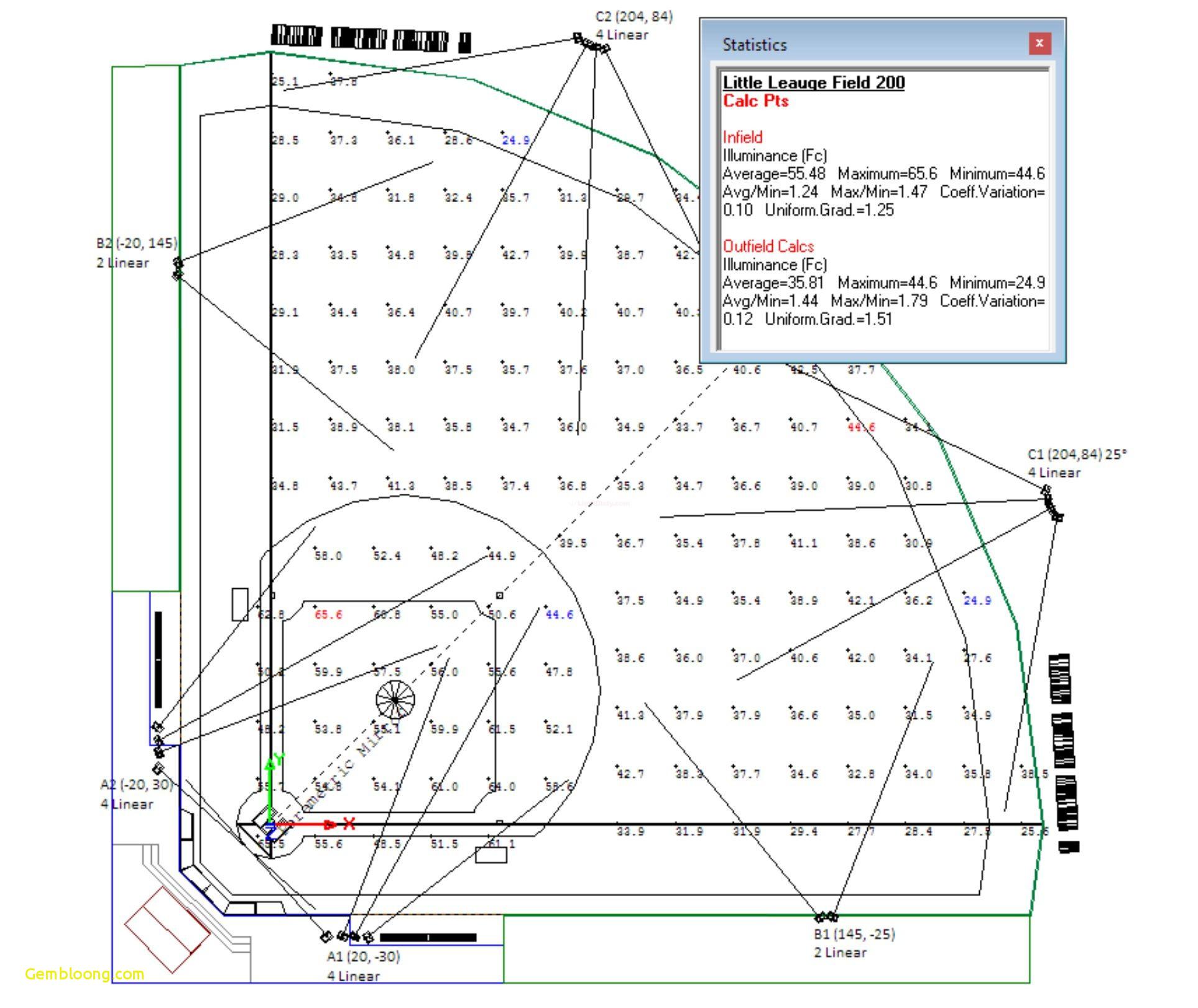 hight resolution of 1927x1621 drawing light box diy flawless baseball softball field led softball field drawing
