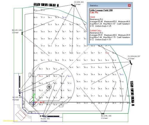 small resolution of 1927x1621 drawing light box diy flawless baseball softball field led softball field drawing