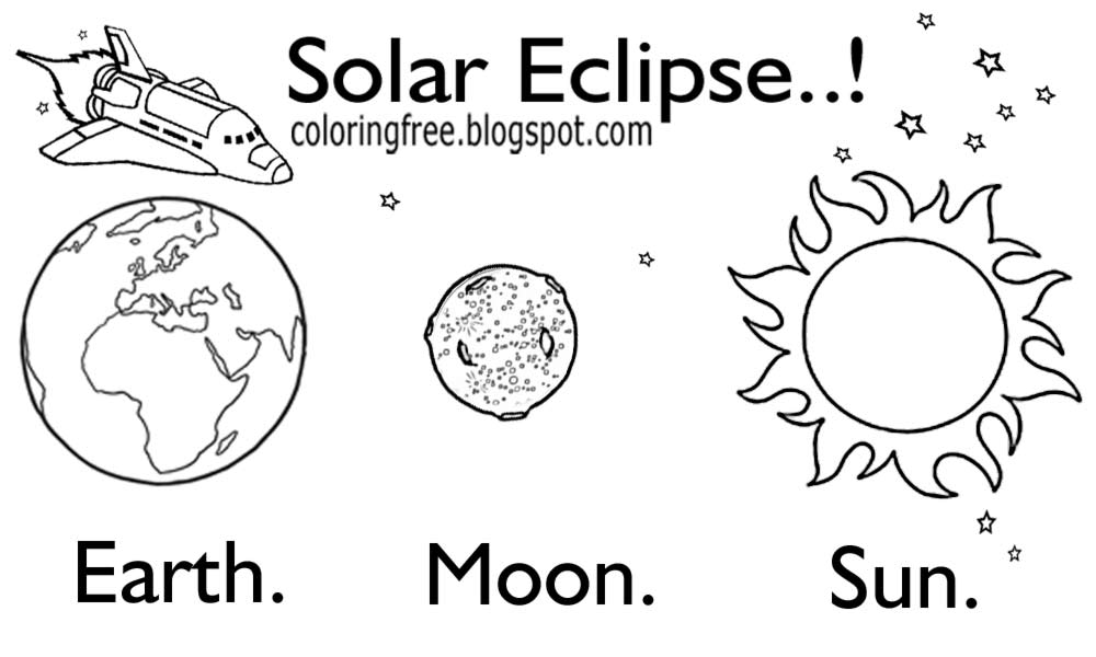 Solar System Cartoon Drawing at PaintingValley.com