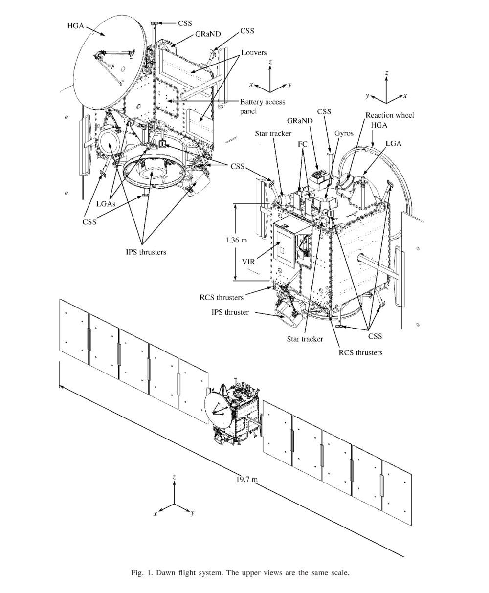 medium resolution of 1600x1942 dawn spacecraft diagram no solar system exploration nasa science solar system line drawing