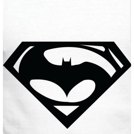 superman logo drawing at