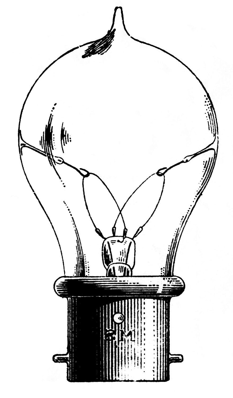 medium resolution of 880x1500 thomas edison light bulb diagram thomas edison light bulb thomas edison light bulb drawing