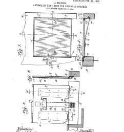 2320x3408 patent trapdoor drawing [ 2320 x 3408 Pixel ]
