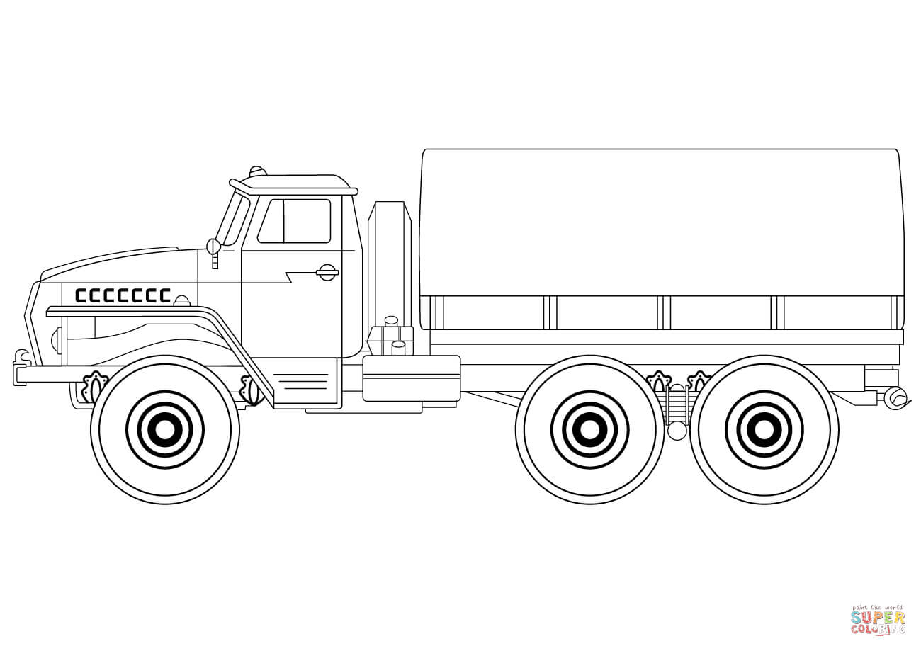 Truck Sketch Drawing At Paintingvalley