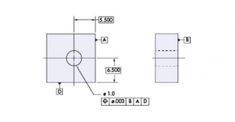 Types Of Tolerance In Engineering Drawing at