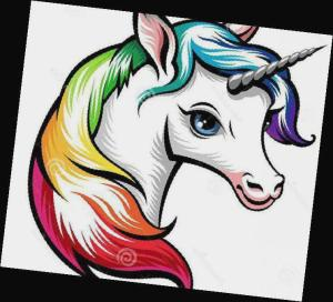 unicorn draw easy drawing step simple drawings paintingvalley app