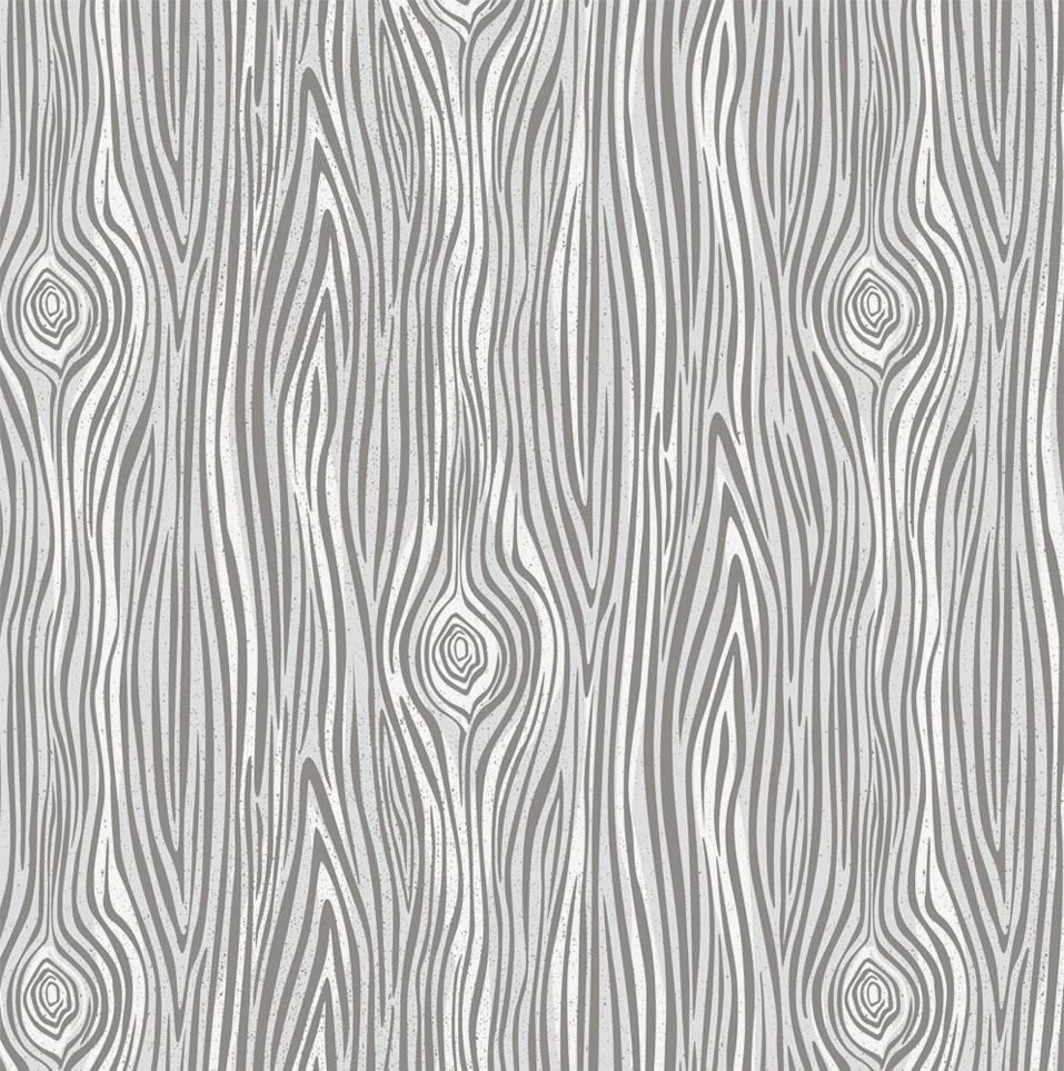 medium resolution of 957x963 gray large woodgrain fabric wood grain line drawing