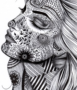 zentangle drawings easy paintingvalley give patterns own