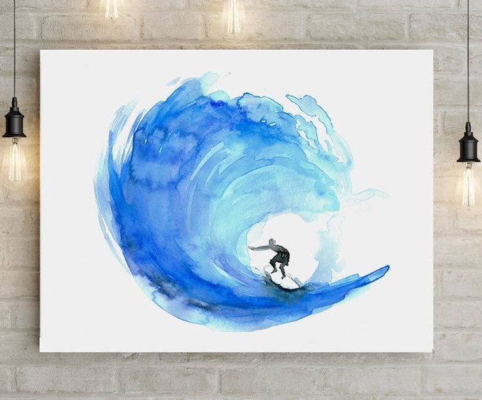 Simple Watercolor Painting Ideas Arte Inspire