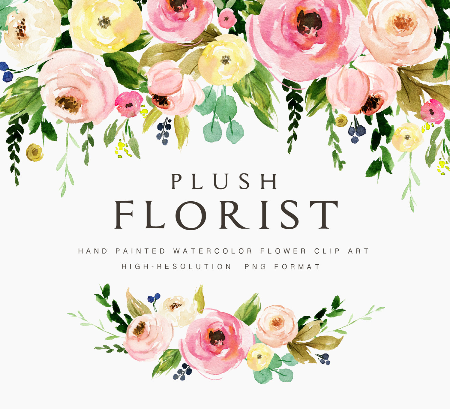 hight resolution of 1500x1363 rustic clipart watercolor flower watercolor flowers png free