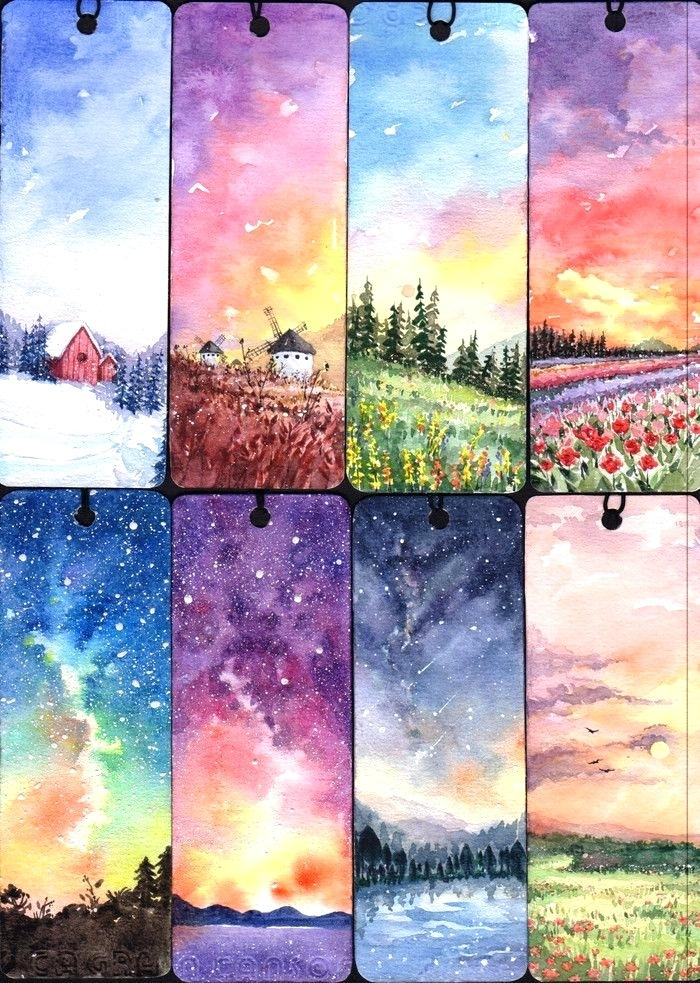 watercolor painting ideas at