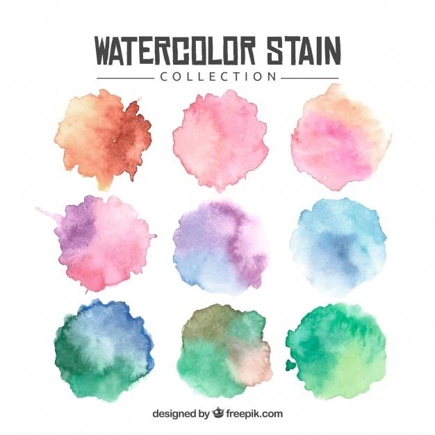 watercolor vector illustrator at