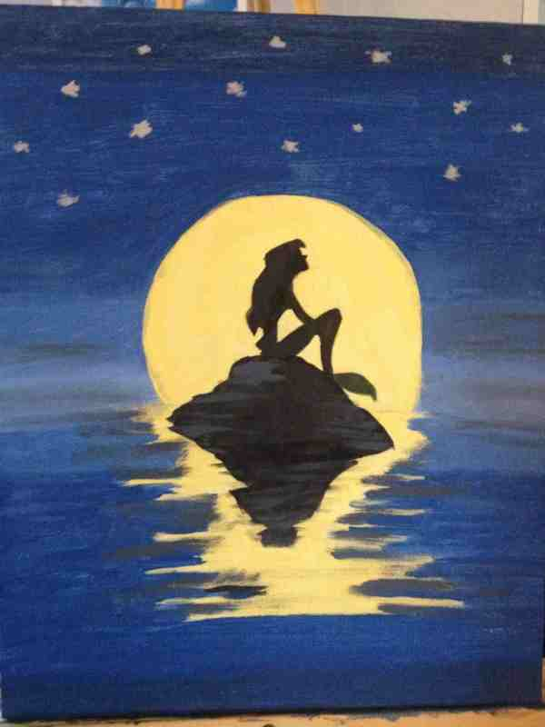 Easy Disney Painting Explore Collection Of
