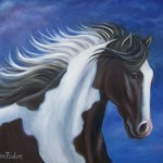 Easy Horse Painting At Paintingvalley Com Explore Collection Of Easy Horse Painting