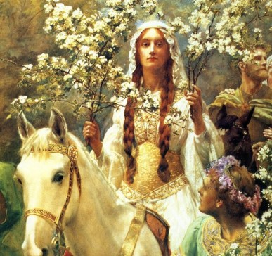 Guinevere Painting at PaintingValley.com | Explore collection of ...