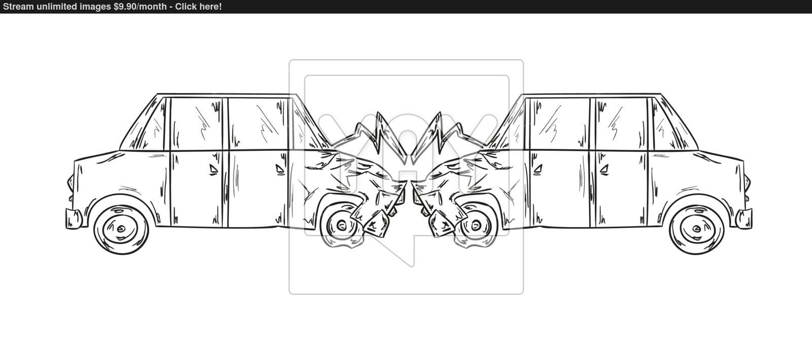 hight resolution of 1600x699 accident of two cars sketch vector accident sketch
