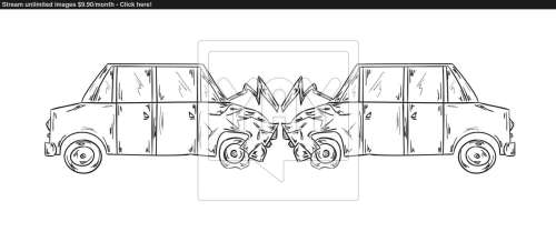 small resolution of 1600x699 accident of two cars sketch vector accident sketch