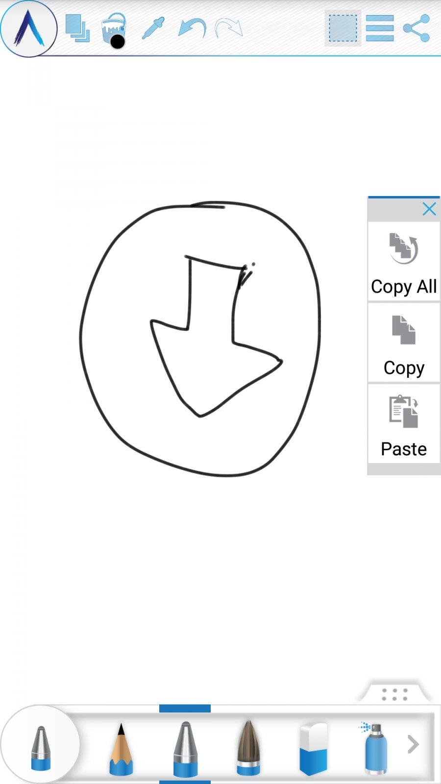 medium resolution of 900x1600 artecture draw sketch paint apk for android mod apk free artecture draw