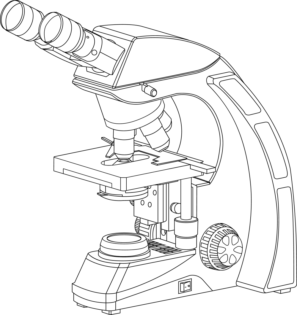 medium resolution of 2333x2480 collection of free microscopes drawing sketch download on ubisafe binocular microscope sketch