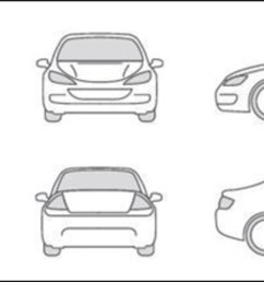 1445x555 car diagram template car accident sketch [ 1445 x 555 Pixel ]