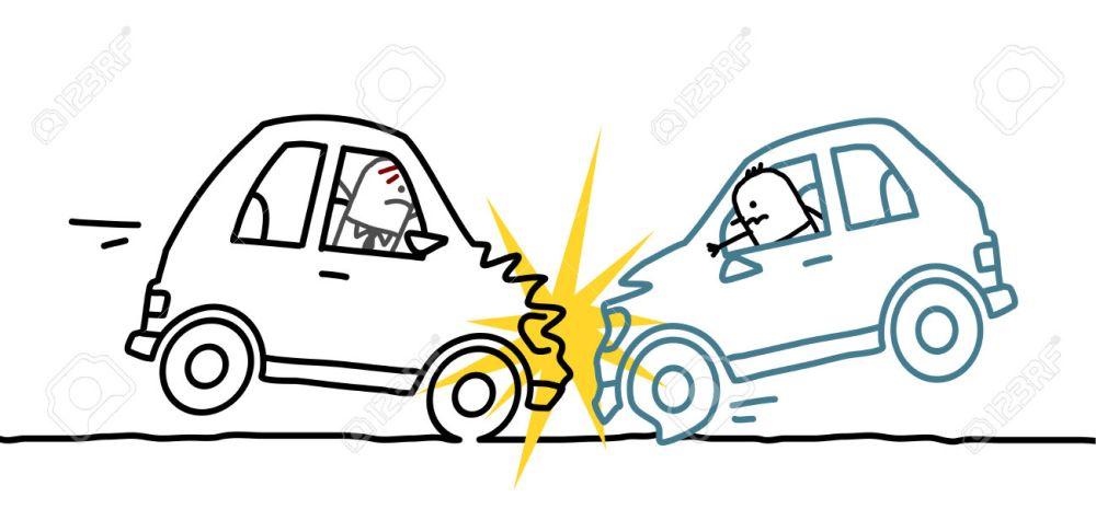 medium resolution of 1300x633 cartoon car accident pictures gallery images car crash sketch