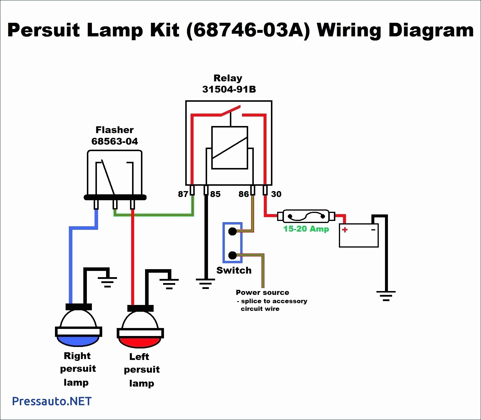 Chevy Wiring Diagram