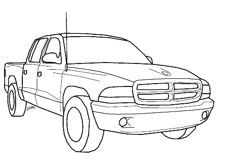 1951 dodge pickup truck